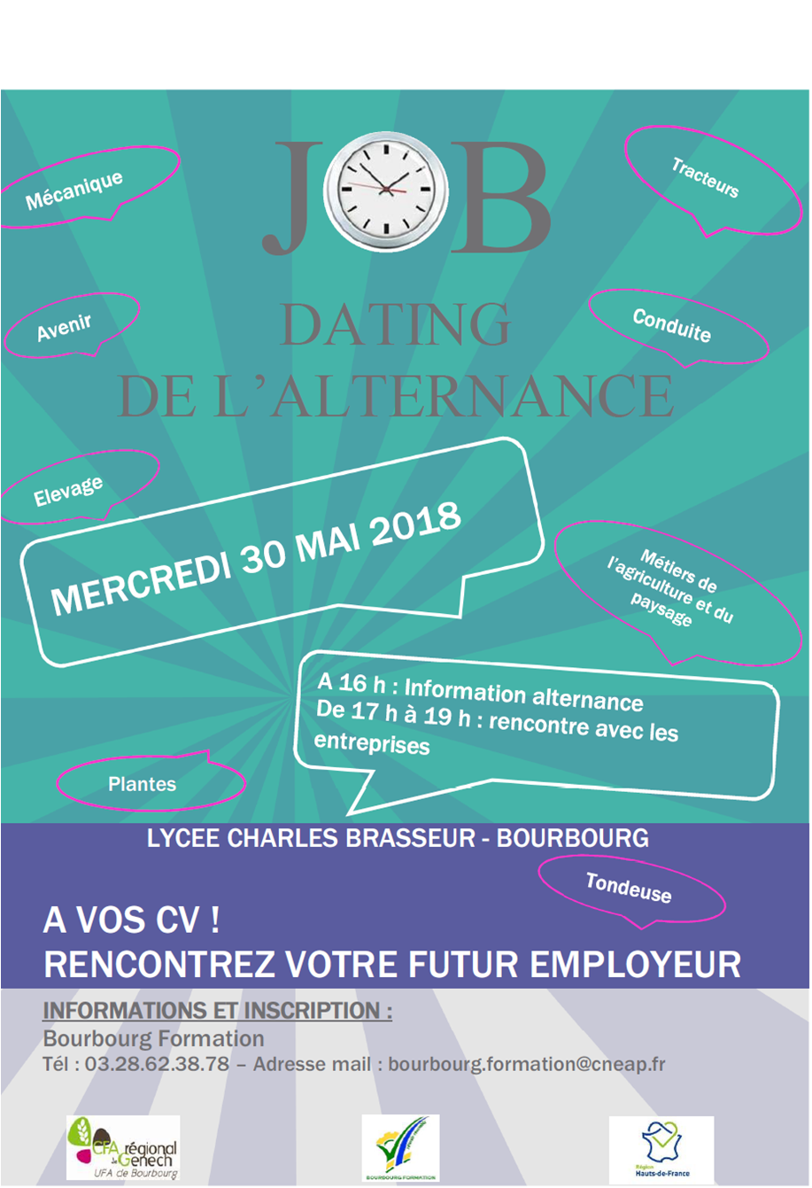 job dating de l u2019alternance